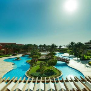 SHARM GRAND PLAZA RESORT 5* viešbutis, Šarm El Šeiche, Egipte