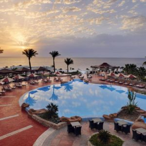 RENAISSANCE BY MARRIOTT GOLDEN VIEW BEACH SHARM EL SHEIKH 5* viešbutis, Šarm El Šeiche, Egipte