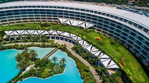 MAXX ROYAL BELEK GOLF RESORT  5*  Beleke, Turkijoje